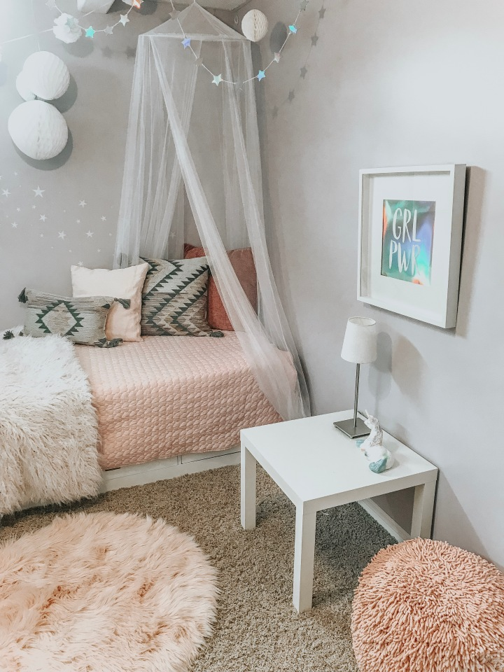 Isla's Big Girl Room Reveal